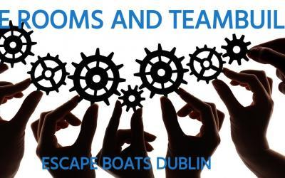 ESCAPE ROOMS AND TEAMBUILDING