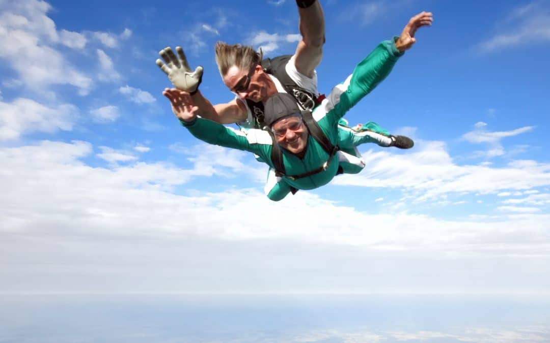 Get The Blood Flowing: Top 5 Adrenaline Activities in Dublin