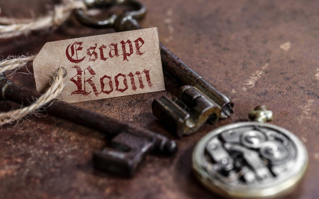 The Escape Game: A Quick History of Escape Rooms in Dublin